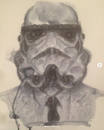 toile storm trooper